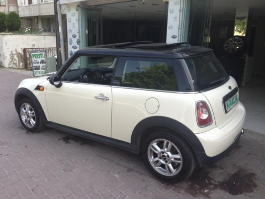 MINI COOPER DIZEL 112 HP
