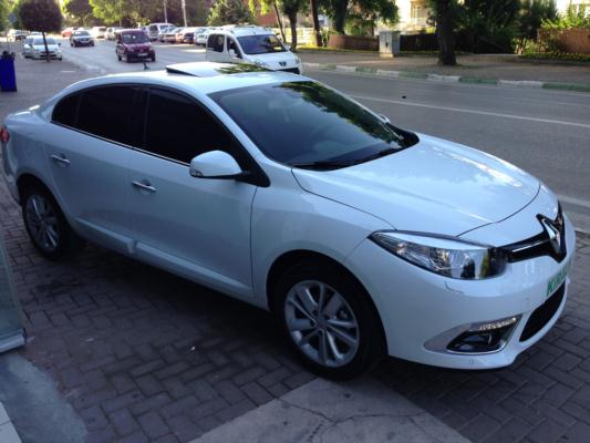 YENI RENAULT FLUENCE ICON FULL 1.5 DCI EDC 110 HP