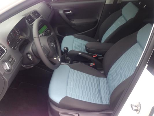 VOLKSWAGEN POLO BLUE MOTION 1.2 TDI 75 HP YAKIT CIMRISI